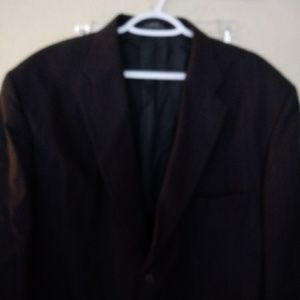 Other - Blazer Dark grey with light pinstriping medium siz